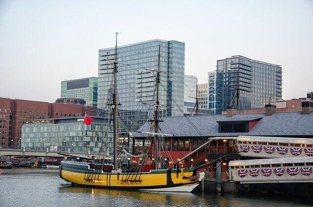 ボストン茶会事件博物館