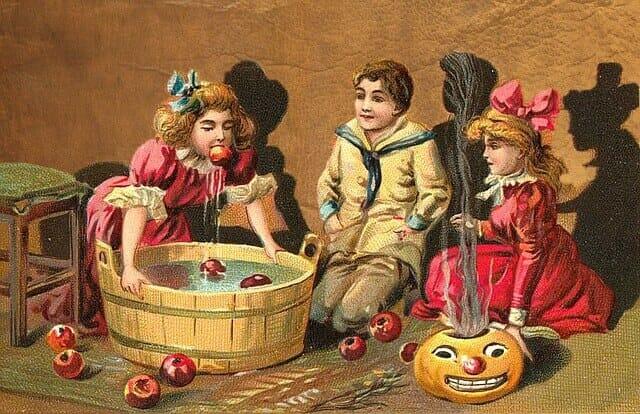 ハロウィンのゲーム