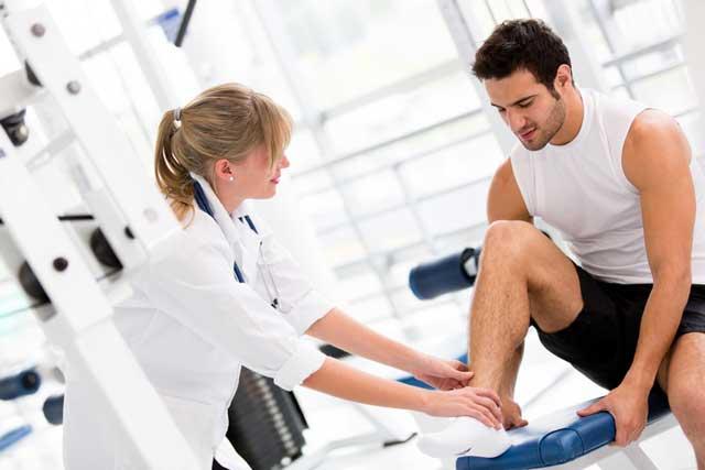 スポーツ医師
